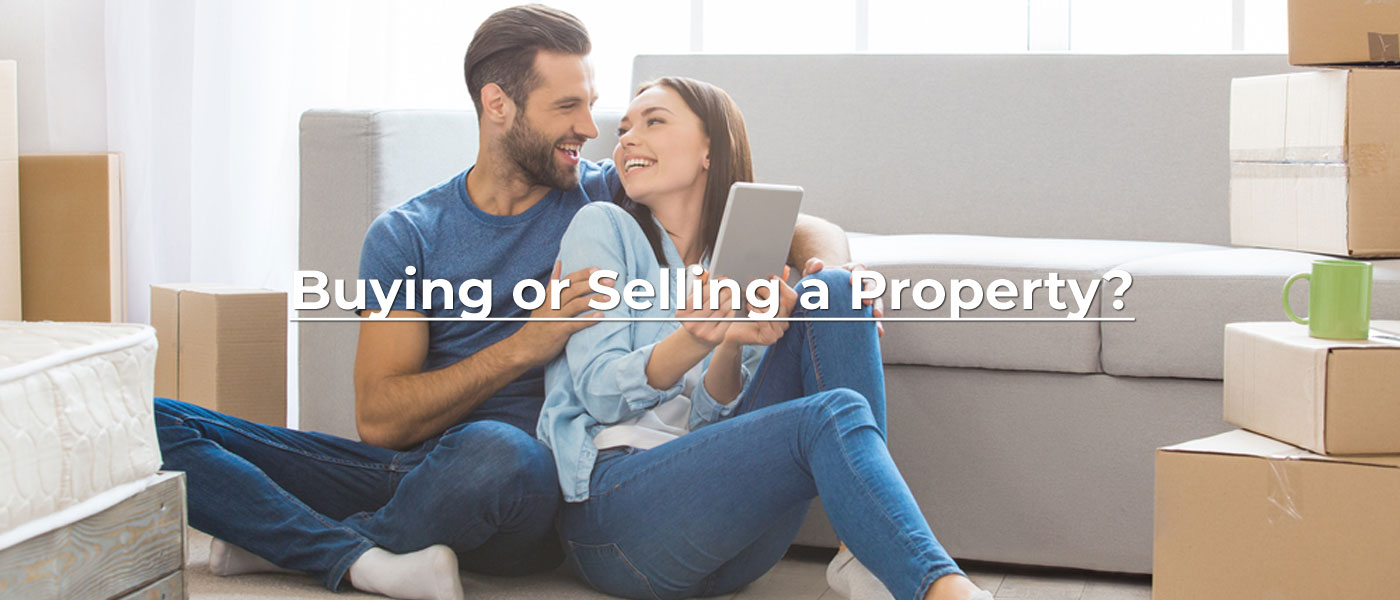 Buying or Selling a Property?